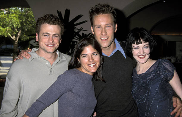 Photos: Zoey, Duncan, Jack and Jane at the 1999 WB Winter TCA Press Tour